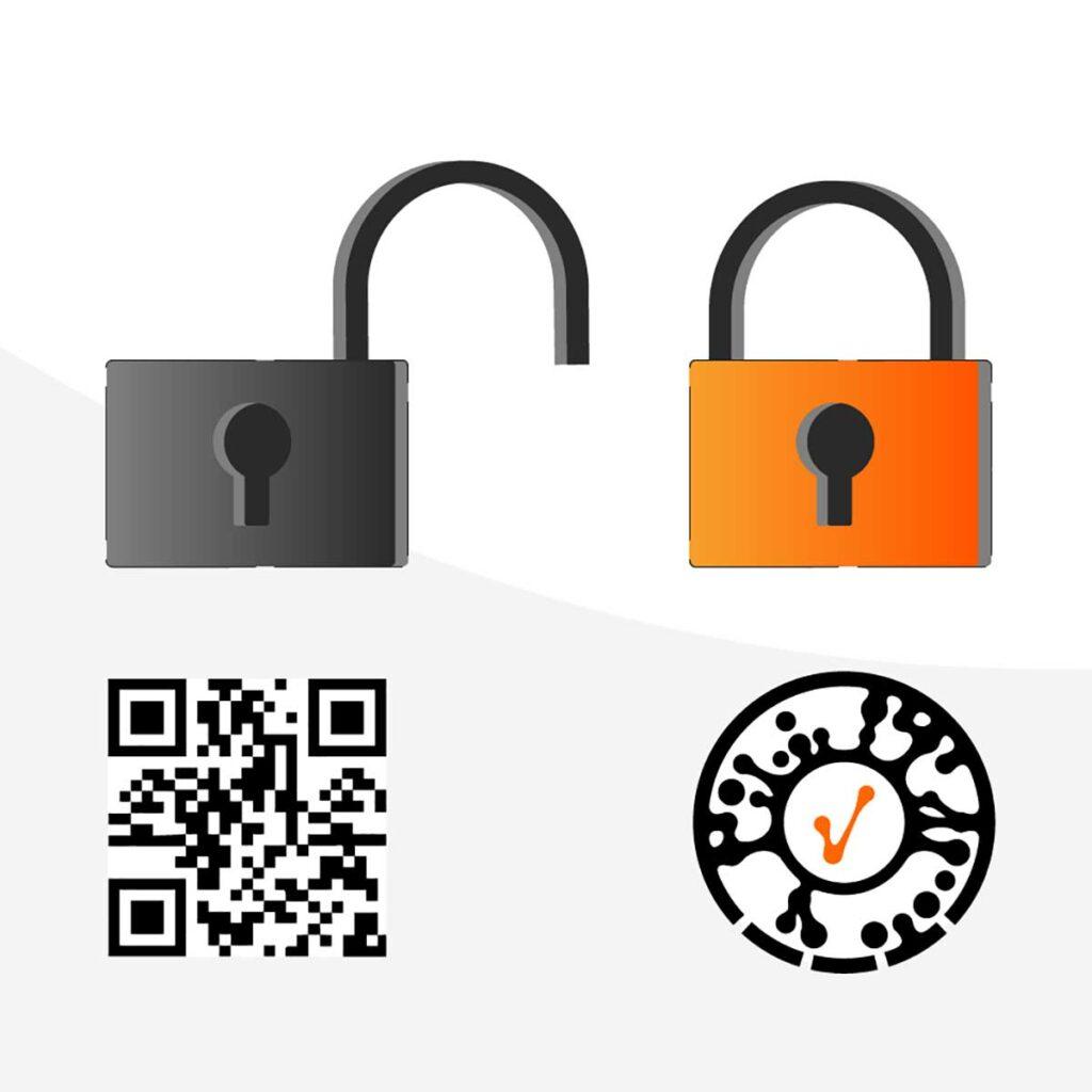 Laava Smart Fingerprints® vs QR codes