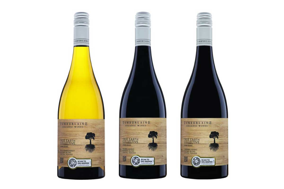 Tamburlaine Organic Wines Release 'True Earth Collective' Range with Jamie Durie
