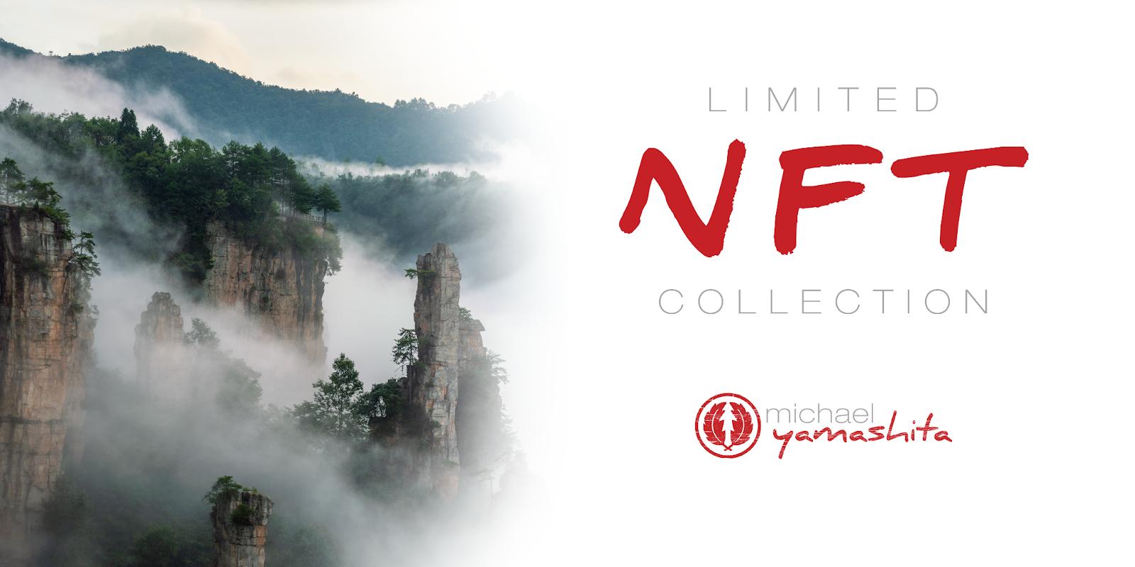 Limited NFT Collection, Michael Yamashita